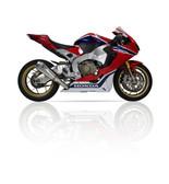 IXIL RC1 RACE HEXACONE XTREM EXHAUST HONDA CBR 1000 RR 2017-2019