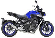 IXRACE MK2 INOX FULL EXHAUST YAMAHA MT-09 2013-2019