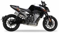 IXIL RC SLIP ON EXHAUST KTM DUKE 790 2018-2021