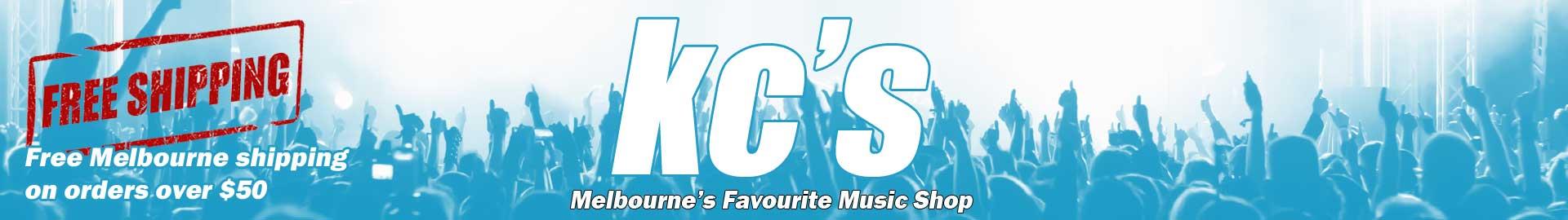 Melbournes Best Music Shop
