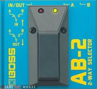 Boss AB2 Amp Selector