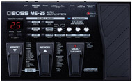 Boss ME-25 Guitar Multi Effects Processor