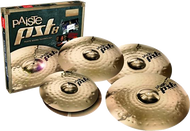 "Paiste PST8 Universal Cymbal Pack with Bonus 18"" Crash"