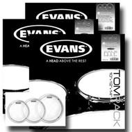Evans EC2 Clear Standard Pack