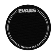 Evans EQ Black Nylon Patch