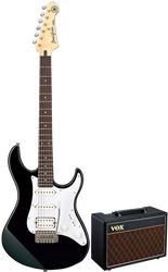Yamaha Gigmaker10 Electric Guitar Pack Black