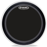 Evans EMAD Onyx Bass Drum Head Batter