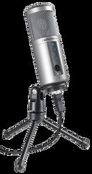 Audio-Technica ATR2500-USB Condenser Microphone