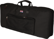 Gator GKB-88-Slim Keyboard Gig Bag for Narrow 88 Note