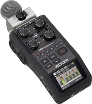 Zoom H6 6-Channel Handy Recorder