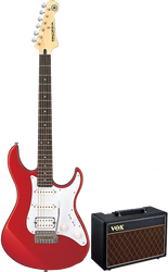 Yamaha Gigmaker10 Electric Guitar Pack Red