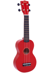 Mahalo MR1RD Ukulele Red