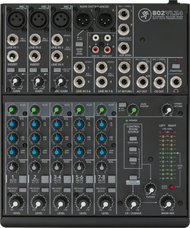 Mackie 802VLZ4 8-Channel Mixer