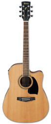 Ibanez PF17ECE Acoustic/Electric Guitar