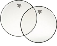 "Remo Emperor Clear Batter Drum Head 10"""