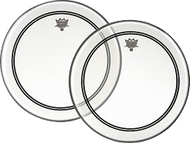 Remo Powerstroke 3 Clear Bass Drum Head (with Falam Patch) 22""