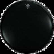 """Remo Powerstroke 3 Ebony Bass Drum Head (with 5"""" Black Dynamo) 22"""""""