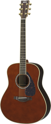 Yamaha LL6 DT ARE Acoustic/Electric Guitar Dark Tinted