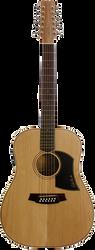 Cole Clark FL1E-12-BM 12-String Bunya/Maple