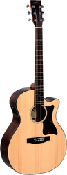 Sigma GRC-1STE Acoustic/Electric Guitar
