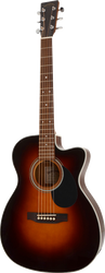 Sigma OMRC-1STE-SB Acoustic/Electric Guitar