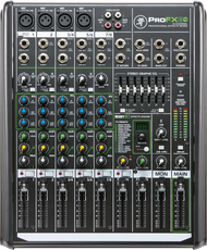 Mackie ProFX8 v2 Compact Mixer with USB and FX