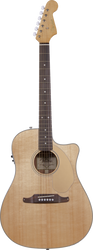 Fender Sonoran SCE Natural Acoustic/Electric Guitar