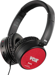 Vox amPhones AMPH-BS Bass Amplifier Headphones