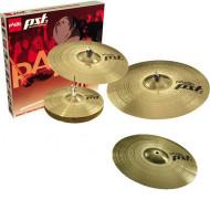 "Paiste PST3 Cymbal Pack with Bonus 18"" Crash"