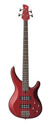 Yamaha TRBX304 Bass Candy Apple Red