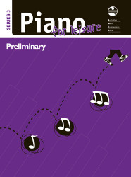 AMEB Piano for Leisure Series 3 Preliminary Grade