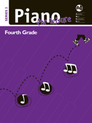 AMEB Piano for Leisure Series 3 Grade 4