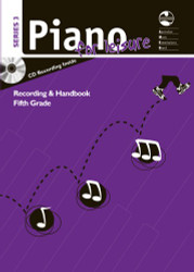 AMEB Piano for Leisure Series 3 Recording & Handbook - Grade 5