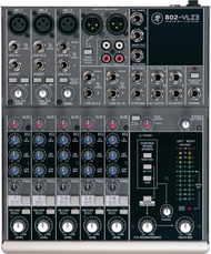 Mackie 802-VLZ3 8-Channel Mixer (Refurbished)