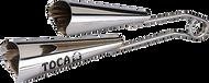 Toca Percussion 4330T Handheld Agogo Bells
