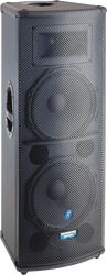 "Mackie 1522z Dual 15"" 500W PA Speaker (Refurbished)"