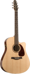 Seagull Coastline S6 Slim CW Spruce QI Acoustic/Electric