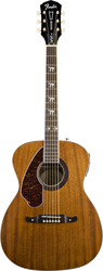 Fender Tim Armstrong Hellcat Acoustic Left-Handed