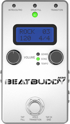 BeatBuddy Mini Drum Machine Pedal