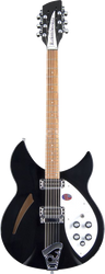 Rickenbacker 330/12 12-String Electric Guitar Jet Glo