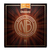 D'addario NB1256 Nickel Bronze 12-56