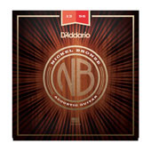 D'addario NB1356 Nickel Bronze 13-56