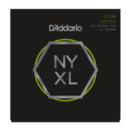 D'Addario Electric Strings NYXL 11-56
