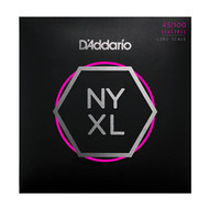 D'addario Bass Guitar Strings NYXL45100 4 String Set 45/100