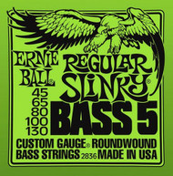 Ernie Ball Bass 5 String Regular 45-130