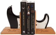 Fender Strat Body Bookends, Assorted Colours