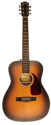 Fender CF-140S Folk Satin Sunburst