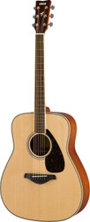 Yamaha FG820NT Acoustic Guitar Natural