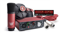 Focusrite Scarlett Solo Studio 2nd Gen Audio Interface Pack