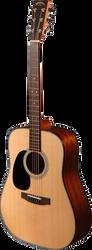 Sigma DM-1STL Left-Handed Acoustic Guitar